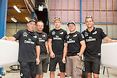 ETNZ sailors prepare for regattas