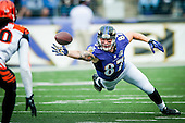 2015 NFL: Bengals vs Ravens