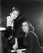 1958 Miss Ida Briscoe