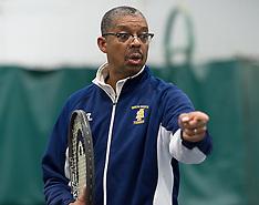 2017 A&T Men & Women's Tennis Practice