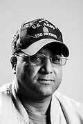 Eddie Sierra<br /> Army<br /> E-8<br /> Artillery<br /> Nov. 12, 1965 - Feb. 29, 2012<br /> Desert Shield/Storm<br /> OEF<br /> OIF<br /> <br /> Clarksville, TN<br /> Model Release: YES