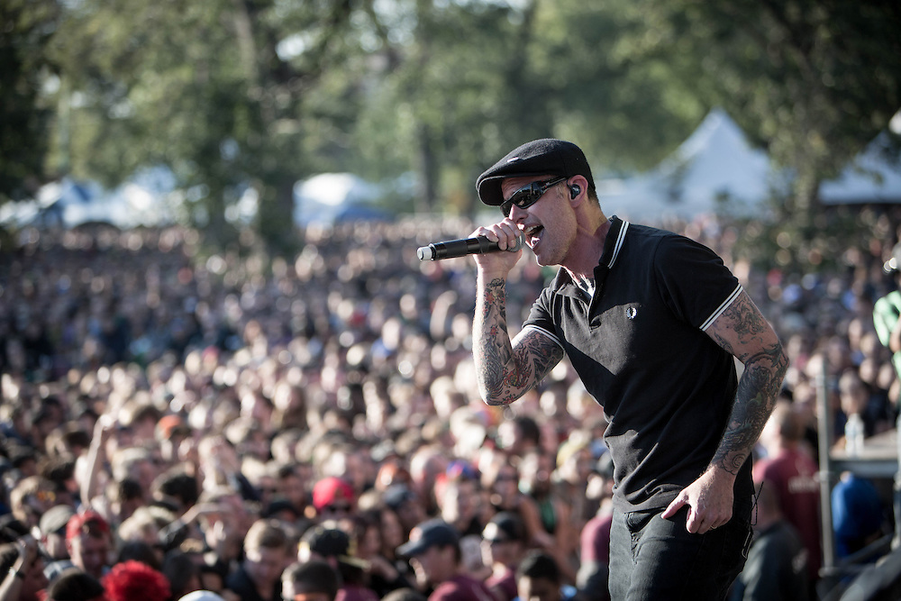 Dropkick Murphys at Riot Fest 2014