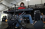 Manchester, TN.  2004 Bonnaroo Music Festival. Ben Kweller performs at Bonnaroo 2004. Mandatory Credit: Bryan Rinnert/3Sight Photography..