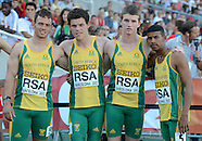 IAAF WJC Day 5 Saturday 14 July