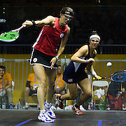 Squash Womens Doubles Finals