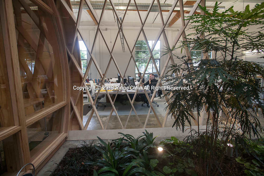 Jonathan Watts of Cuningham Group Architecture Inc. (Photo by Ringo Chiu/PHOTOFORMULA.com)