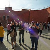 India Spring Break, Delhi, Red Fort,  John Kelly photo