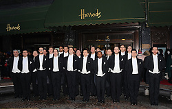 Harrods Winter Sale at Harrods, Knightsbridge, London on Thursday 26 December 2013