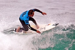 HUNTINGTON BEACH, California/USA (Sunday, August 8, 2010) - Jordy Smith at US Open of Surfing Quarter Finals Heat 1