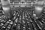 Friday prayer, Istiqlal Mosque, Jakarta, Indonesia - Photograph by David Dare Parker