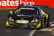 Car#1a - Phoenix Racing - Christopher Miles, Darryl O'Young, Christer Joens.Audi R8 LMS.Armor All Bathurst 12hr Race..February 24th to the 26th 2012.Mt Panorama Circuit, Bathurst, NSW, Australia..(C) Joel Strickland Photographics.Use information: This image is intended for Editorial use only (e.g. news or commentary, print or electronic). Any commercial or promotional use requires additional clearance.