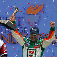 2005 INDYCAR RACING KANSAS