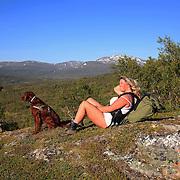 Gruvfjellet, Roltdalen nasjonalpark.