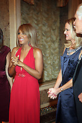 l to r: Toni Braxton, Cynthia MacDonald and Ted Turner at Children's Cancer & Blood Foundation Breakthrough Ball held at The Plaza Hotel on October 20, 2009..