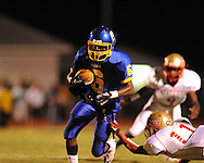 Oxford High vs. Lafayette High at Bobby Holcomb Field in Oxford, Miss. on Friday, September 3, 2010. Lafayette won 21-14.