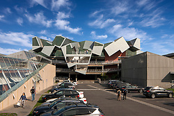 Pterodactyl by Eric Owen Moss Architects  -  Photography by Tom Bonner  -  Job ID 6095  -  FOR USE ONLY BY Eric Owen Moss.  NOT TO GIVEN, TRADED OR SOLD TO ANYONE ELSE.