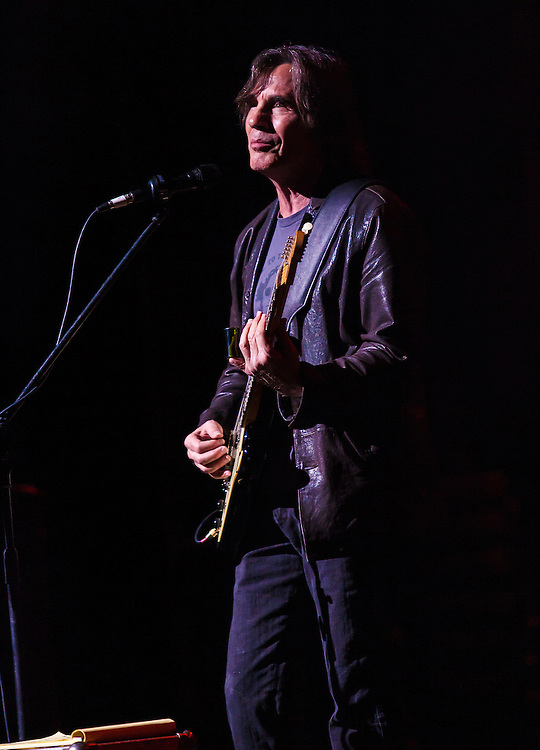 Jackson Browne performing at the Bring Leonard Peltier Home in 2012 Concert, December 15, 2012 New York, NY