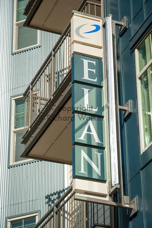 2014 March 21 - Elan Redmond Town Center, Redmond, WA. By Richard Walker