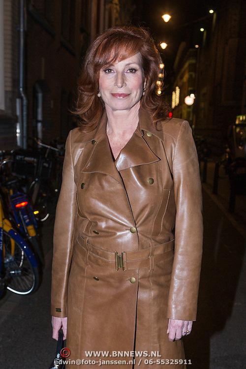 NLD/Amsterdam/20130103 - Playboy magazine bestaat 30 jaar, Marian Mudder