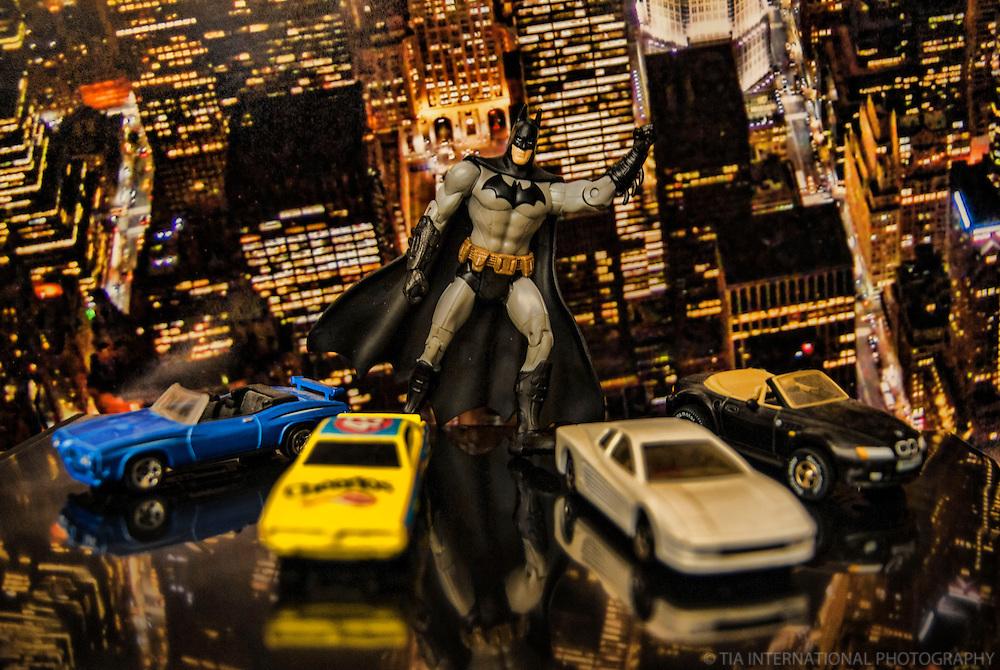 "FEBRUARY 7th:  ""Curses! Robin Took the Batmobile Again!"""