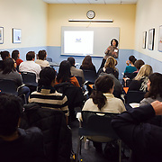Valerie Crane., Human Resources Consultant with Crane Resources conducts seminar on Human Resources for.Volunteer Managers at the Volunteer Management for Nonprofits Conference on .March 25, 2011. The event was presented by Volunteer Management Group.