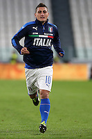 06.10.2016 - Torino - Qualificazioni Mondiali Russia 2016 - Italia-Spagna - Nella foto : Marco Verratti  - Nazionale italia calcio