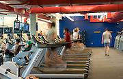 Rudolf Fitness Center, 2nd Floor.