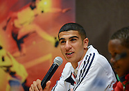 IAAF WJC Monday 9 July Press Conference