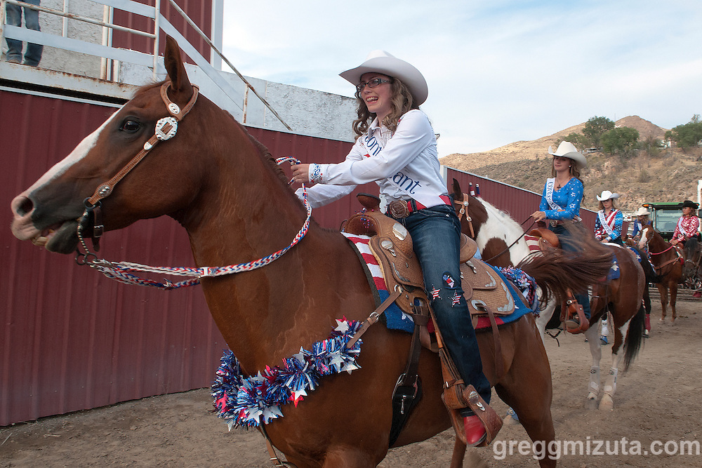Vale 4th of July Rodeo, Vale Rodeo Arena, Vale, Oregon, July 4, 2015.