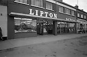 1963 - Lipton's self-service store, Crumlin