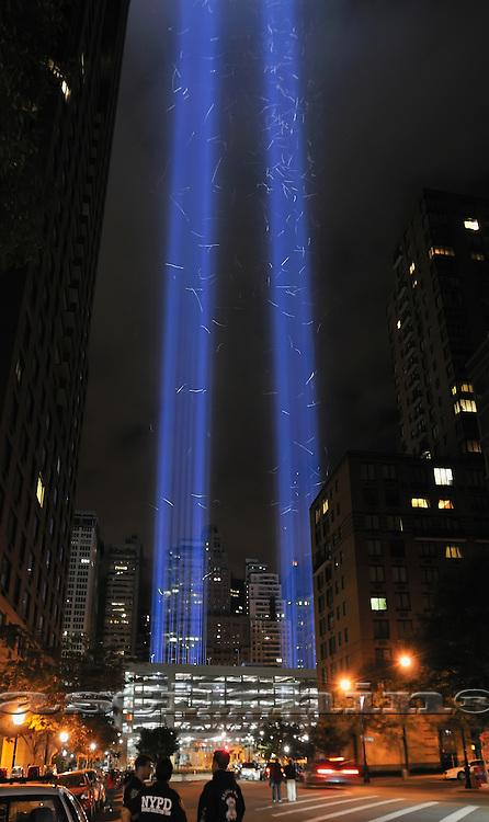 Memory of World Trade Center (2010)