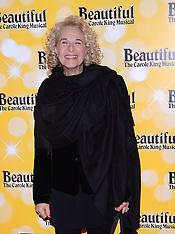24 FEB 2015 Beautiful: The Carol King Musical Press Night