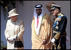 APR 30 2013 His Highness Sheikh Khalifa bin Zayed Al Nahyan State Visit