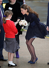 NOV 20 2013 Duchess of Cambridge at Place2Be Forum