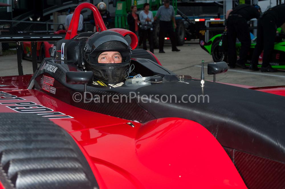 #13 Team Perfect Pedal Elan DP-02: Gary Gibson