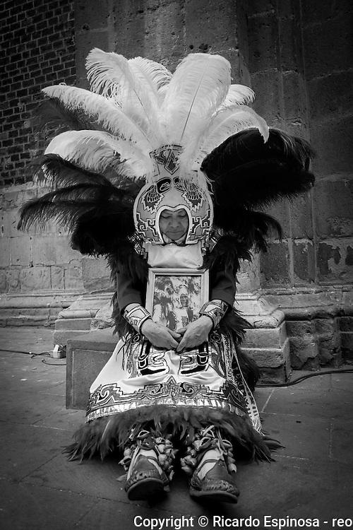 Fotografías de la Fiesta de la Virgen de Guadalupe en México