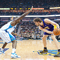 Los Angeles Lakers VS New Orleans Hornets 03.29.2010