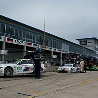#56 BMW Team RLL BMW E92 M3: Joey Hand, Dirk Mueller