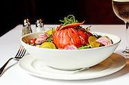 Lobster Salad at Brasserie Ruhlmann New York, NY.