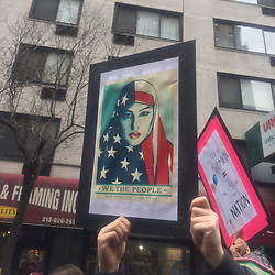 170121 NYC Women's March