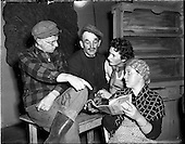 1957 - Actors branch from Ventry, Co. Kerry at R.I.A.M.