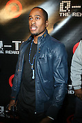Ali Shaheed at The Q-Tip Album release party sponsored by Target held at The Bowery Hotel in NYC on October 28, 2008