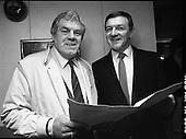 1988 - Big Tom McBride and Frank Burke.    (R75).