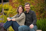 Lynn & Ron Penner-Ash, proprietors, Penner-Ash winery, Willamette Valley, Oregon