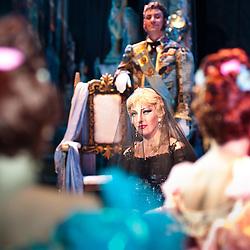 Teatro dell'Opera Nazionale Taras Shevchenko di Kiev. Cenerentola di Giacomo Puccini. Angelina Shvachka