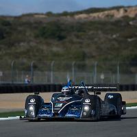 #52 PR1 Mathiasen Motorsports Oreca FLM09: Ken Dobson, Henri Richard, Rene Villenueve