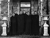 1957 - 09/12 St John of God Brothers at Stillorgin