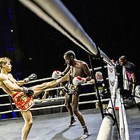 Chris Garnet vs. Mo Abdurham