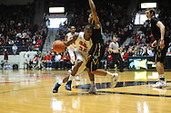 Mississippi's Jarvis Summers (32) vs. Vanderbilt game in Oxford, Miss. on Saturday, March 8, 2014. (AP Photo/Oxford Eagle, Bruce Newman)