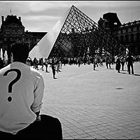 LE LOUVRE / EL LOUVRE<br /> Photography by Aaron Sosa<br /> Par&iacute;s - France 2008<br /> (Copyright &copy; Aaron Sosa)